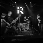ionize a rock band from long island new york in concert