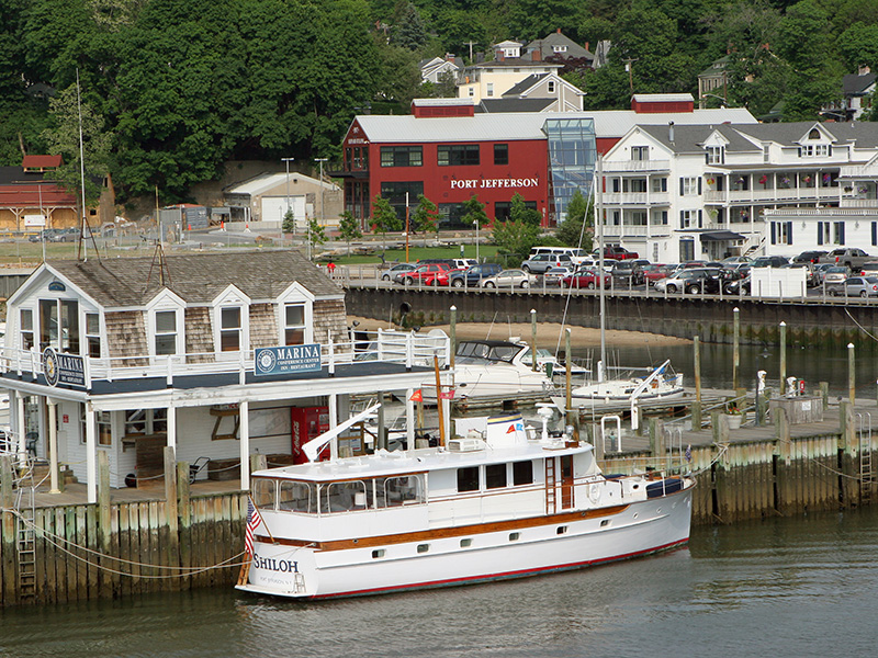 Discover Port Jefferson