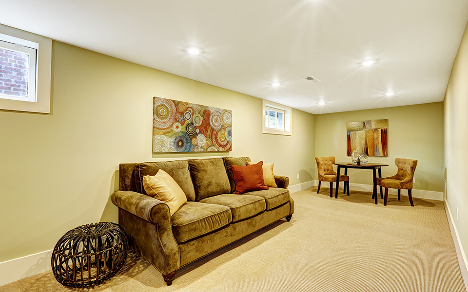Remodeling Ideas. Just Some Common Basement ...