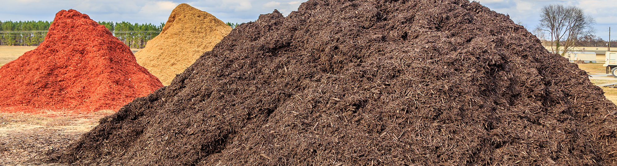 Long Island Topsoil & Mulch Delivery | High Quality Mulch